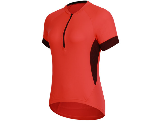 Protective P-Heart and Mind Shortsleeve Tricot Women, rojo